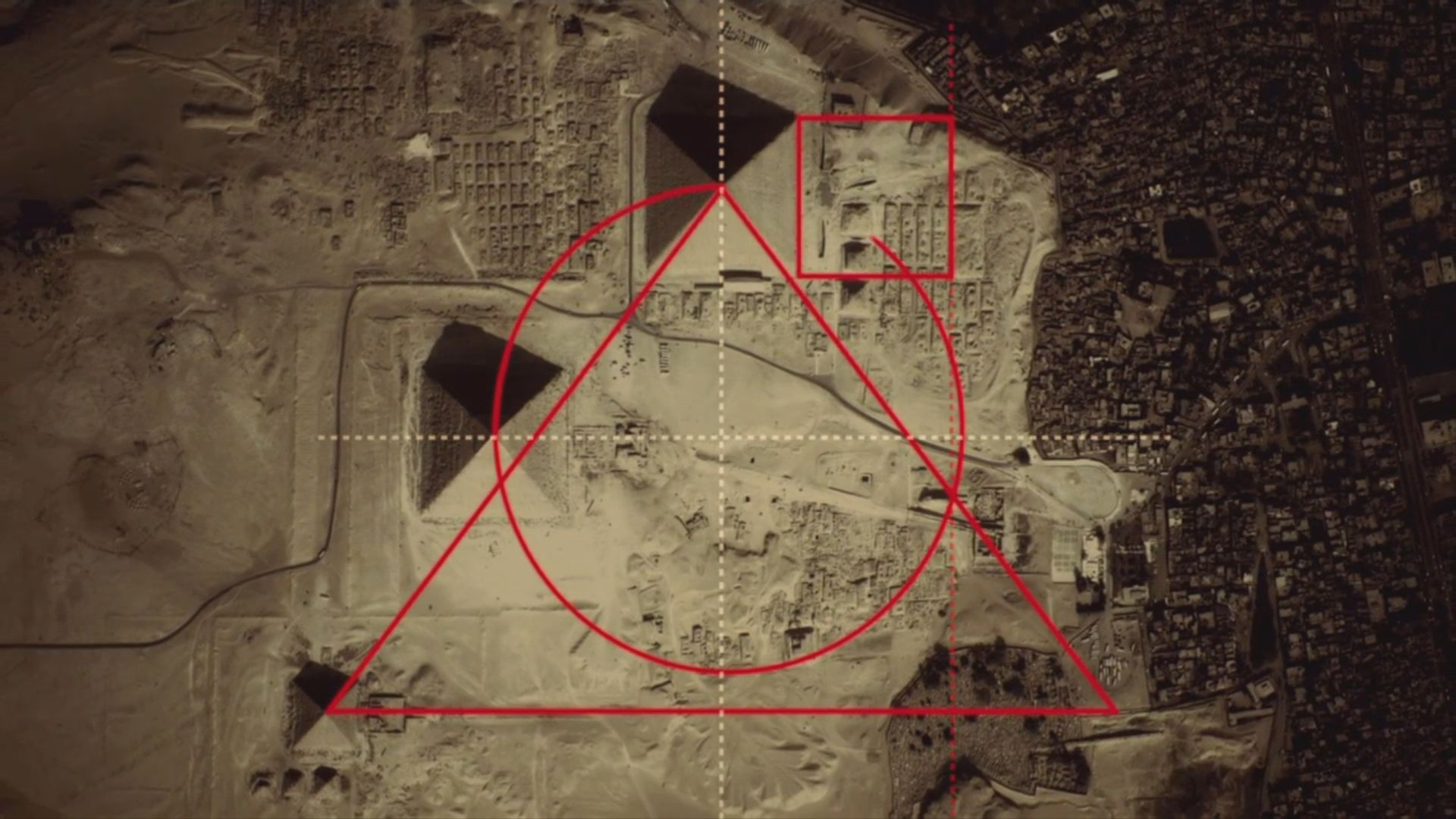 Pyramid of Giza Sacred Geometry and Golden Ration