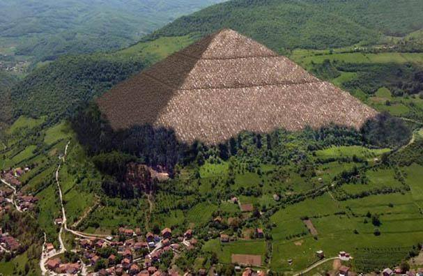 The 12,000-year-old Bosnian Pyramids